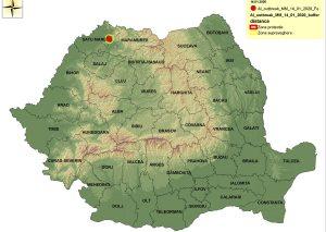 Focarele de Gripă Aviară din România, la păsările domestice